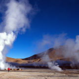 El Tatio in the morning