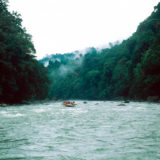 Rafting on the Rio Pacuare