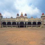 Maharadja palace