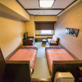 Hotel room in Takayama