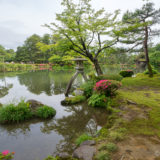 The Kenroku-en garden