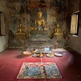 The Wat Pa Houak temple, inside