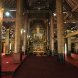 The Wat Xieng Thong temple