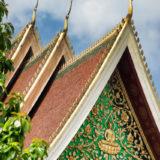 The Wat Si Sakhet temple
