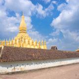 The Pha That Luang stupa