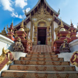 The Wat Monthian temple