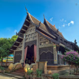 The Wat Lok Mo Li temple