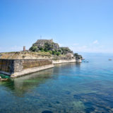 The old fortress of Kerkyra